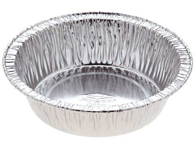 """Small Round Pie Foil Container """"CF2110"""""""