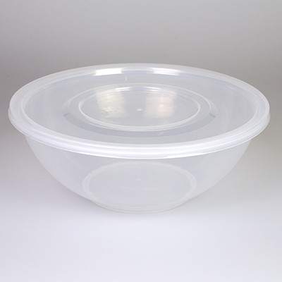Chinese Soup Bowl 1050ml - Clear