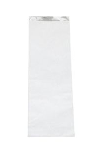 Souvlaki Bag 285mm Plain - Foil Lined