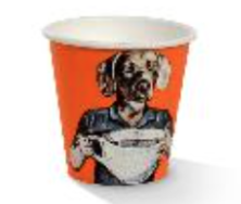 6oz PLA Coated SW Cup/Art-Print