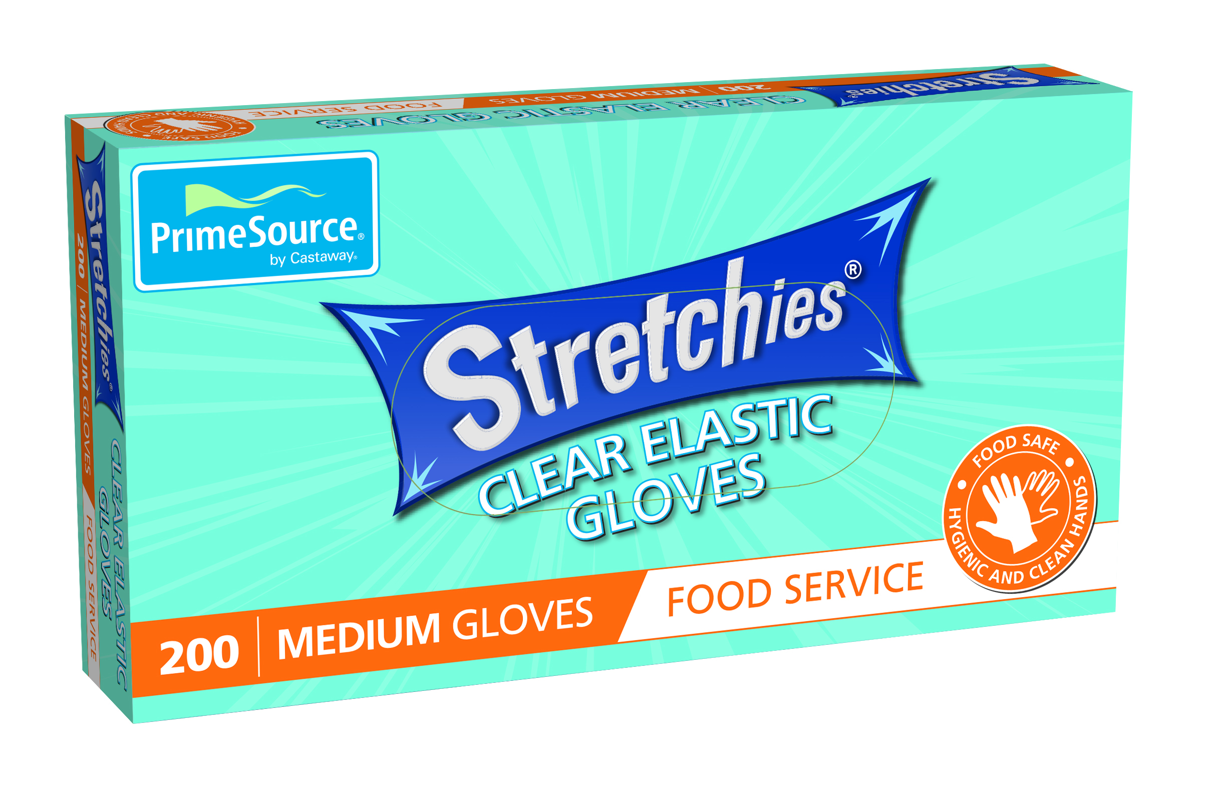 Gloves Stretchies Powder Free