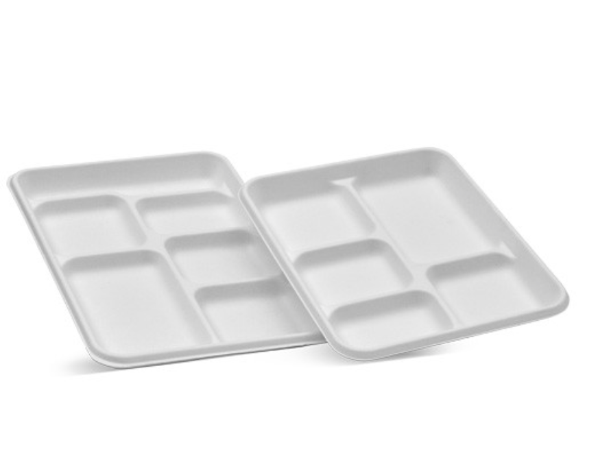 5 Compartment Platter