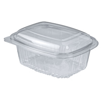 Bettaseal Clear Container with Hinged Lid - 1000ml
