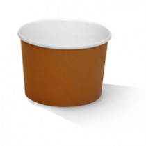 16oz PLA Hot/Cold Paper Bowl