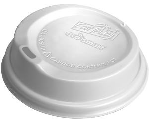 One Size Fits All Lids - Suitable for Eco Smart Hot Cup Range