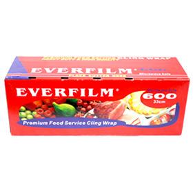 """Everfilm Cling Wrap 33cm x 600m """"Premium"""""""