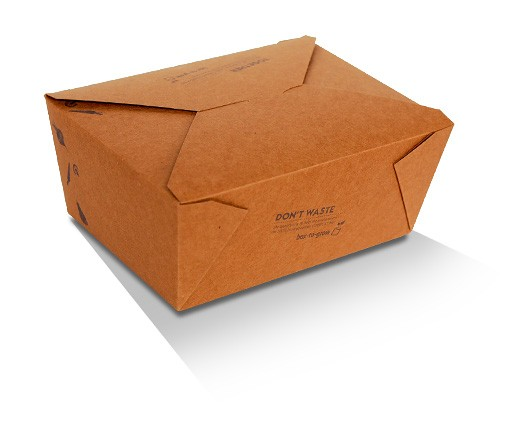Enviro Lunch Box Medium 1000ml (152 x 120 x 64mm)