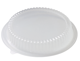 "Clear lid to suit ""Microwave Safe"" Round Platter Base"