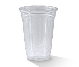 10oz/300ml PET Clear Cup (84 x 104 mm)