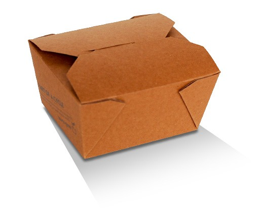 Enviro Lunch Box Small 650ml (110 x 90 x 64 mm)