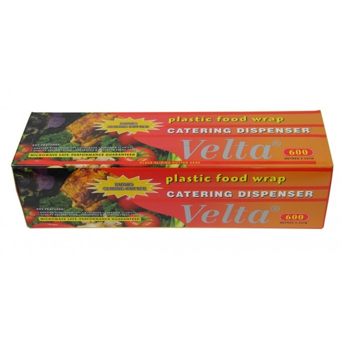 Velta Cling Wrap 33cm x 600m *Special Order Item*