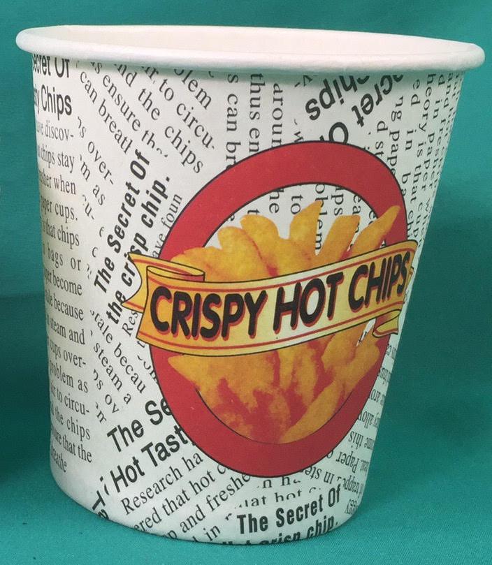 Chip Cup Paper 12oz