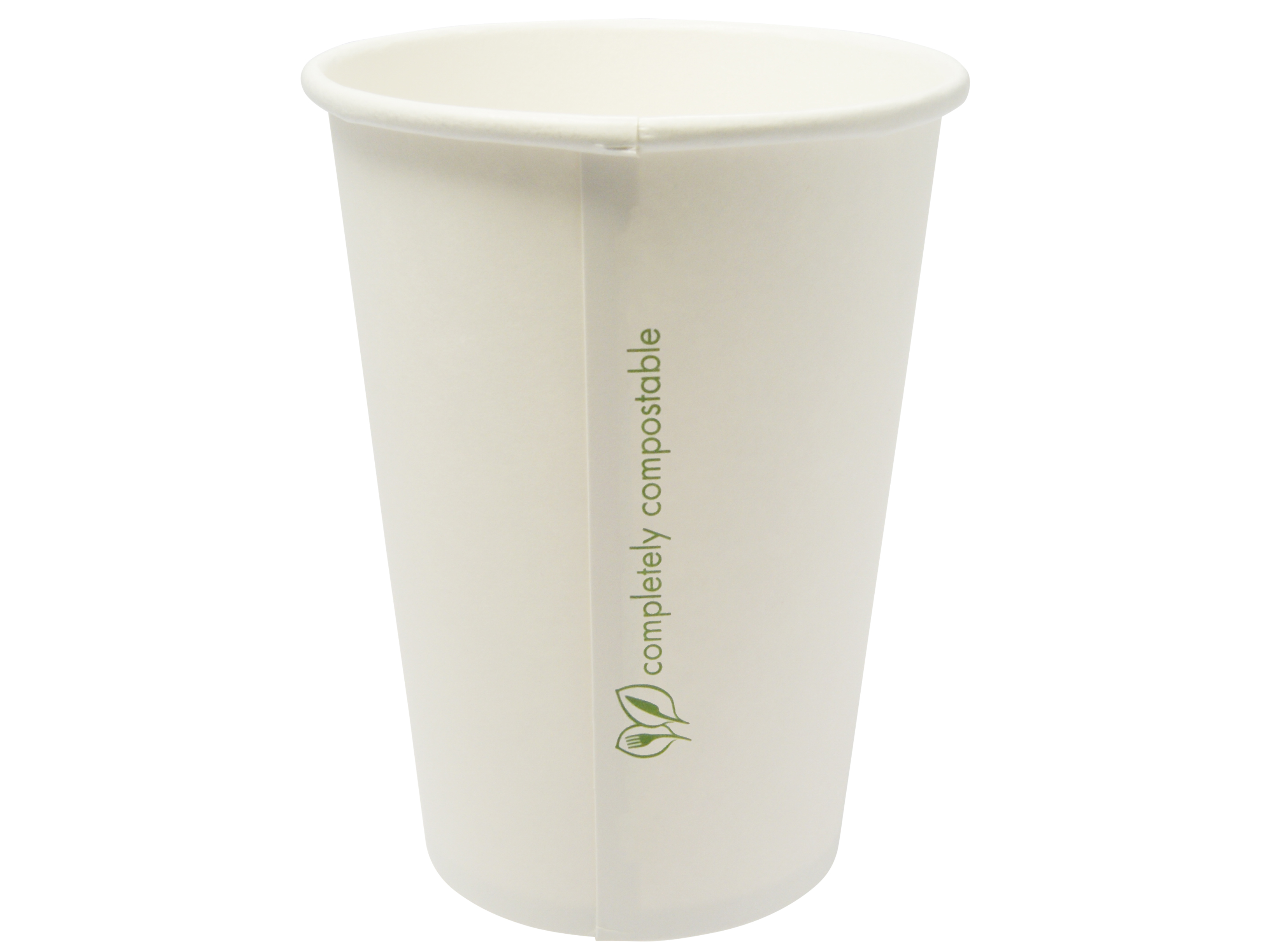 32oz (1000ml) paper bowl - white - Vegware
