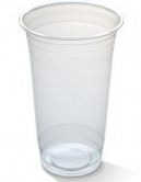 600ml PLA Cold Clear Cup (95 x 140 mm)
