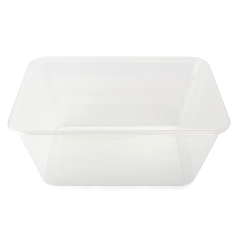 """900ml Plastic Rectangle Container """"Magic Plastics"""" MPR"""