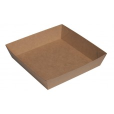 Natural Card Tray 2 178x178x45mm