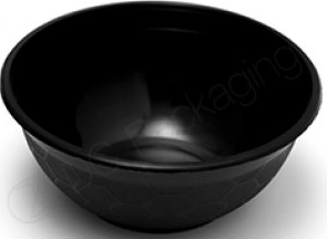 Chinese Soup Bowl 1050ml - Black