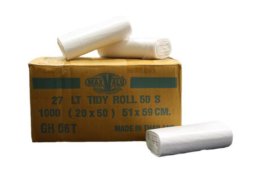 27LT Tidy roll 59 x 51 cm Starseal
