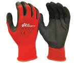 Gloves - Synthetic Coated (Red Knight Gripmaster GNL156 )
