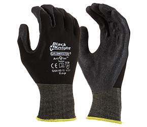 Gloves - Synthetic Coated (Black Knight Gripmaster )