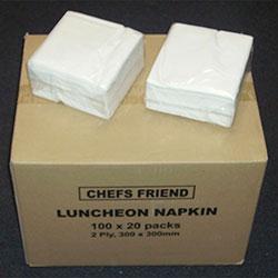 Napkin 2ply Luncheon GT Fold