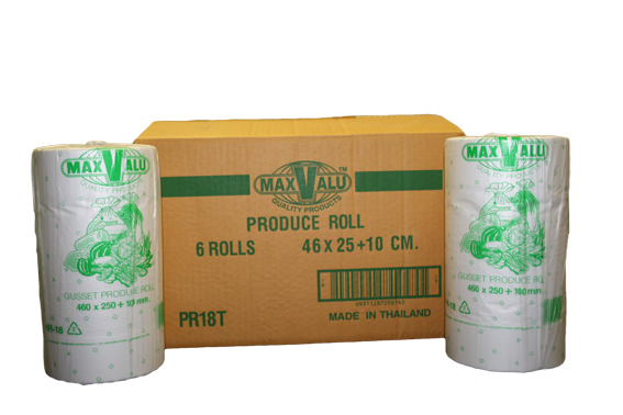 Large Produce Roll 46 x 25 + 10cm