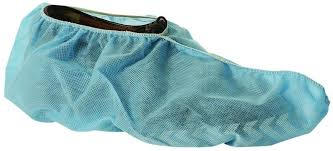 Antiskid Disposable Shoe Cover - blue