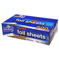 Pop up Heavy Duty Foil Sheets Large