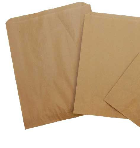 "Brown Paper Bag 1 Long ""140x180"""