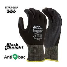 Black Knight Gripmaster Coated Glove Large