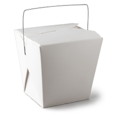 Noodle Box/Food Pail - 26oz *Special Order Item*