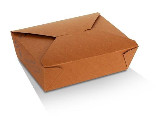 Enviro Lunch Box Large 1500ml (197 x 140 x 64mm)