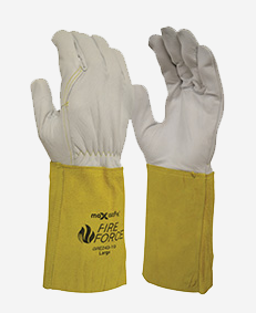 'Fireforce' Extended Cuff Rigger (Tig Welding Glove)