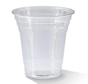 14oz/400ml PET Clear Cup (98 x 100 mm)