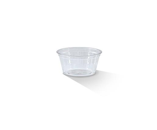 PET Cup 2oz/60ml (62x30mm)