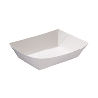 Rediserv Food Tray #2 (White)
