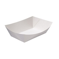 Rediserv Food Tray #3 (White)